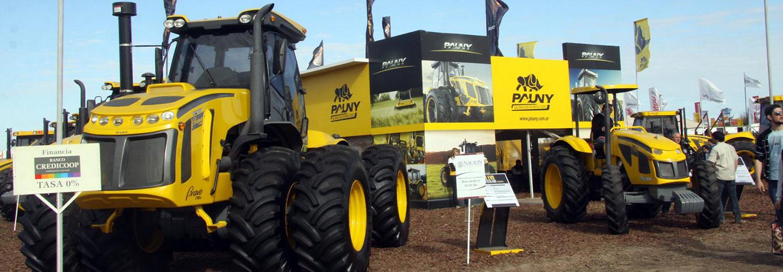 Sucursal Online de Pauny en Agrofy