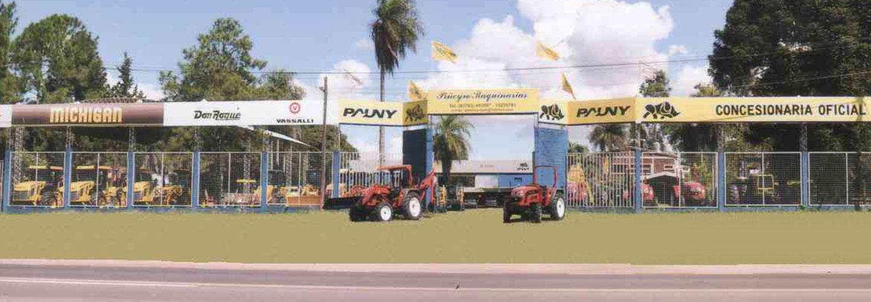 Sucursal Online de Piñeyro Maquinarias en Agrofy