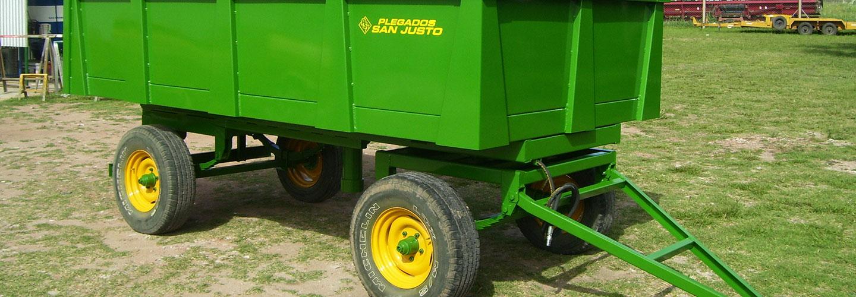 Sucursal Online de Plegados San Justo en Agrofy