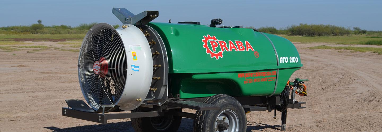 Sucursal Online de Praba en Agrofy