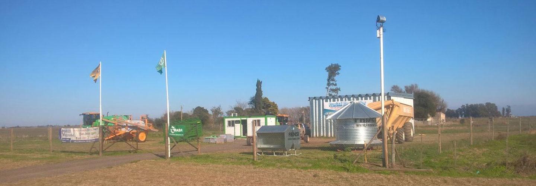 Sucursal Online de Prarizzi Maquinarias en Agrofy