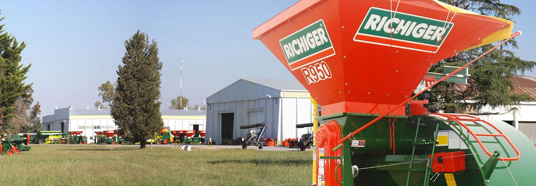 Sucursal Online de Richiger Maquinarias en Agrofy
