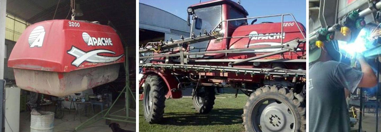 Sucursal Online de Servicas en Agrofy