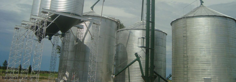 Sucursal Online de Silos Chaco en Agrofy