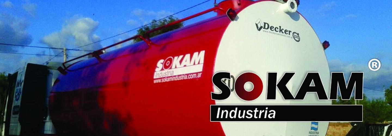Sucursal Online de Sokam Industria en Agrofy