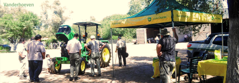 Sucursal Online de Vanderhoeven Agricola en Agrofy