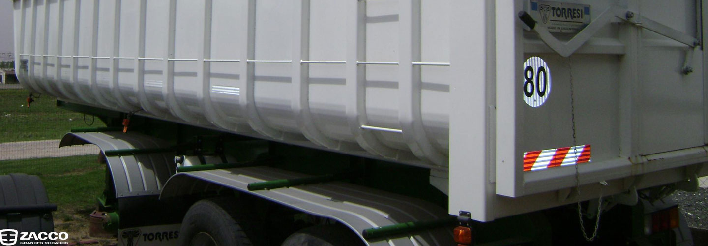 Sucursal Online de Zacco Camiones en Agrofy