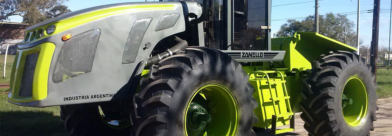 Sucursal Online de Zanello Tractores en Agrofy